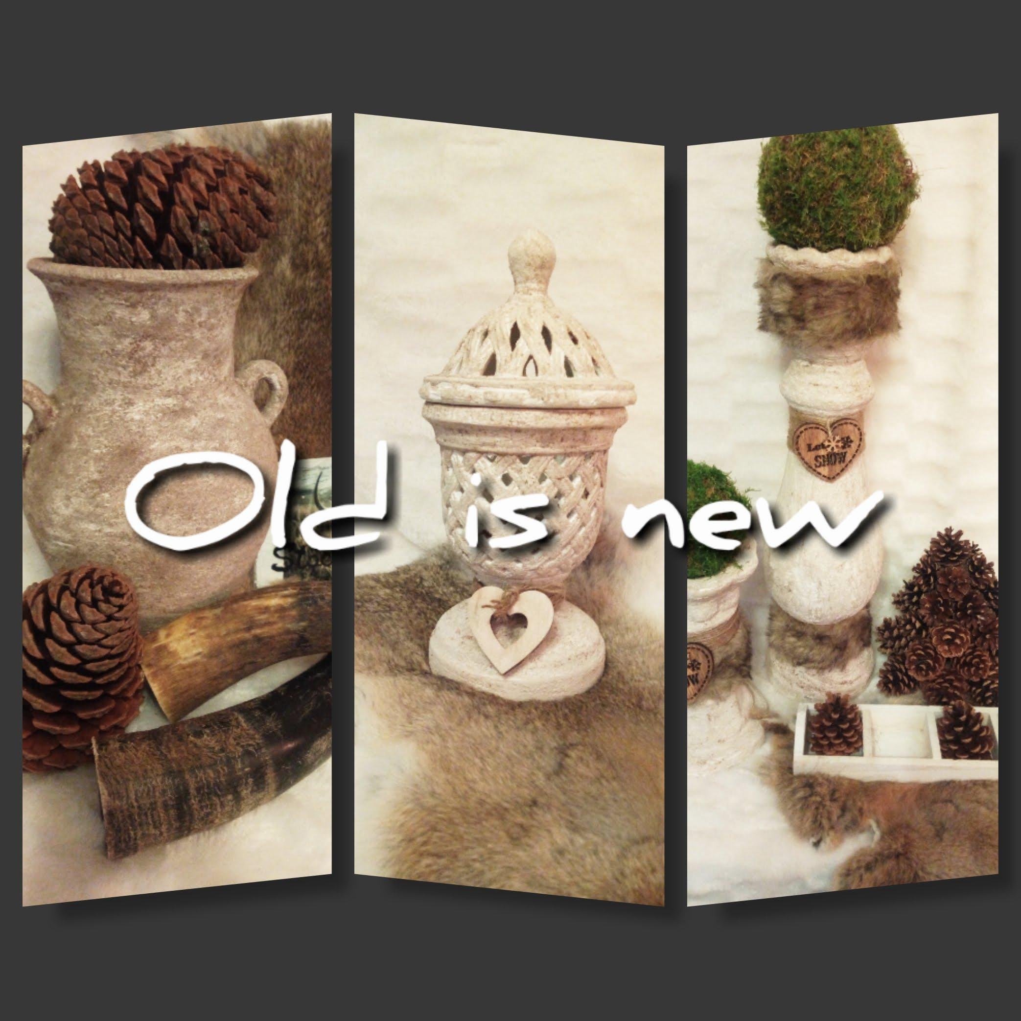 Naar Old is new