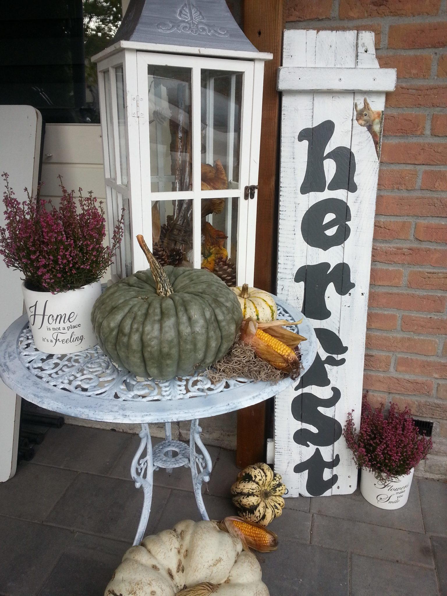 Decvo-bord: Herfst / Winter